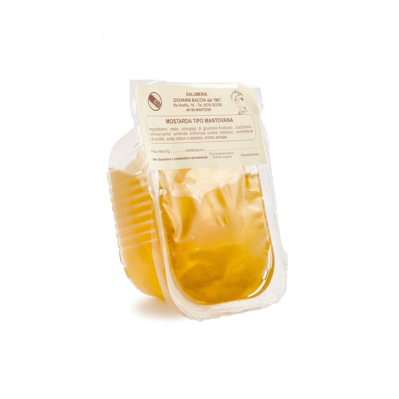 Mostarda di mele tipo mantovana salumeria bacchi for Mostarda di mele mantovana